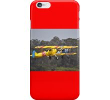 Formation Take-off, Camden Airport, Australia 2014 iPhone Case/Skin