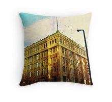 Trading Post Throw Pillow