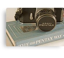 The Pentax Way Canvas Print