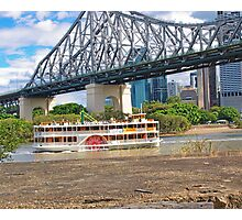 Cruising Brisbane Photographic Print