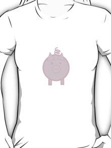 oink piggy T-Shirt