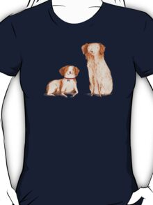 Brittany Spaniels T-Shirt