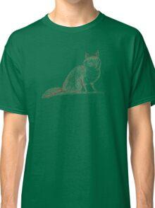 Swift Fox Sketch Classic T-Shirt