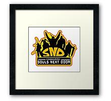 Codename: Souls Next Door Framed Print