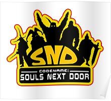 Codename: Souls Next Door Poster