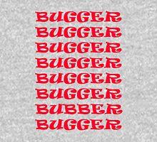 BUGGER x 8 - Is this a lucky T Shirt? Mens V-Neck T-Shirt