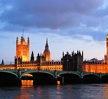 Palace of Westminster by Martin Kirkwood (photos)