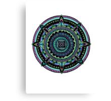 Azteca Canvas Print