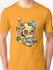 SKATE AND DESTROY Unisex T-Shirt