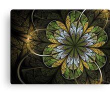 Green Fairy Canvas Print