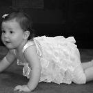 My Grandchild Vaida by Wanda Raines