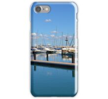 Harbor from Cyprus iPhone Case/Skin