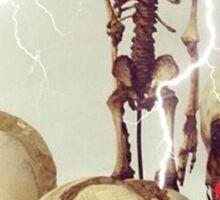 Striking Skulls Sticker