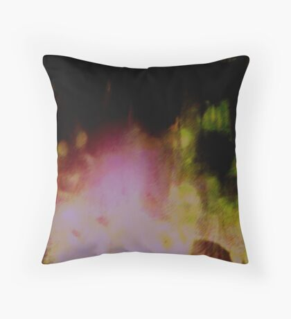 AN UNUSUAL OCCURENCE Throw Pillow