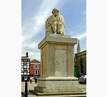 Dr Samuel Johnson Seated Statue, Lichfield  Unisex T-Shirt