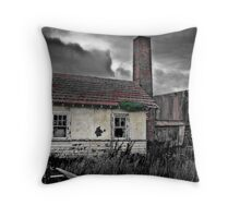 The Old Pottery Throw Pillow