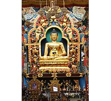 Buddha. India Photographic Print
