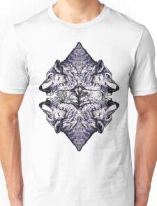 wolf rug Unisex T-Shirt