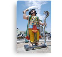 Mahishasura, Mysore, India Canvas Print