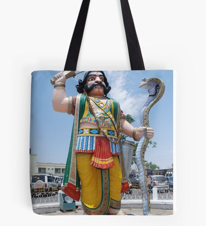 Mahishasura, Mysore, India Tote Bag