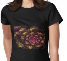 Web of Dreams Womens Fitted T-Shirt