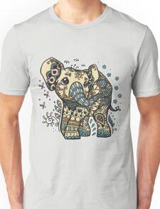 Mandala elephant Unisex T-Shirt