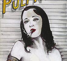 PULP NOIR  by John D  JinnDoW