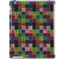 Color Tiles iPad Case/Skin