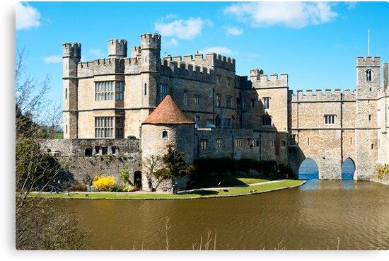 Leeds Castle: Kent UK by DonDavisUK