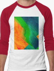 Fruit Salad Men's Baseball ¾ T-Shirt