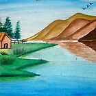 My home in Green Land by tanmay
