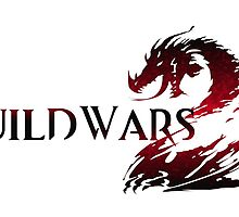 Guild Wars 2 - Logo  by Kieran Hanspal