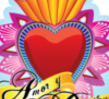 Pink Heart 2 Sticker