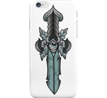 Eye Dagger iPhone Case/Skin