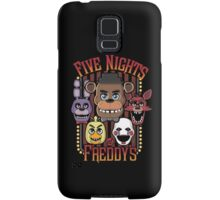 Five Nights At Freddy's Pizzeria Multi-Character Samsung Galaxy Case/Skin