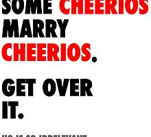 Glee - Some Cheerios Marry Cheerios by hellafandom
