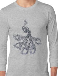 Bird's point of view Long Sleeve T-Shirt