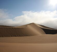 sand dune by ruitje