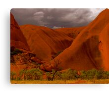 Uluru IV Canvas Print