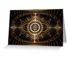 All Seeing Eye Greeting Card