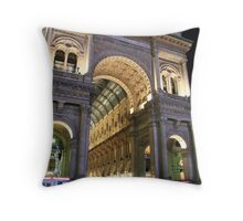 Night people Throw Pillow