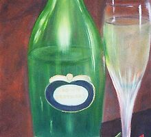 Sauvignon Blanc & Rose by Elaine Green