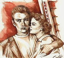 Rebel Without A Cause ( 1955 ) by John D  JinnDoW