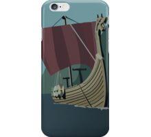 Vikings Minimalist iPhone Case/Skin