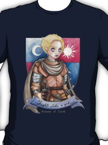 Fight like a girl - Brienne T-Shirt