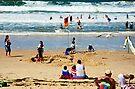 Aussie Beach Holiday by Renee Hubbard Fine Art Photography