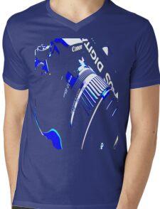Canon Proud Mens V-Neck T-Shirt