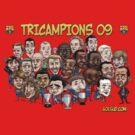 Tricampions 09 by alexsantalo
