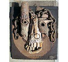 bridle mask (1994) Photographic Print