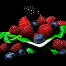 I Love Berries by jerry  alcantara